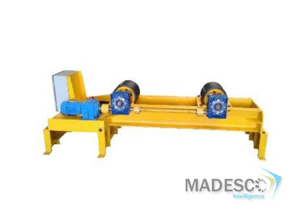 Turning Roll Machine